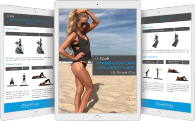 Legs & Booty Fitness Guide