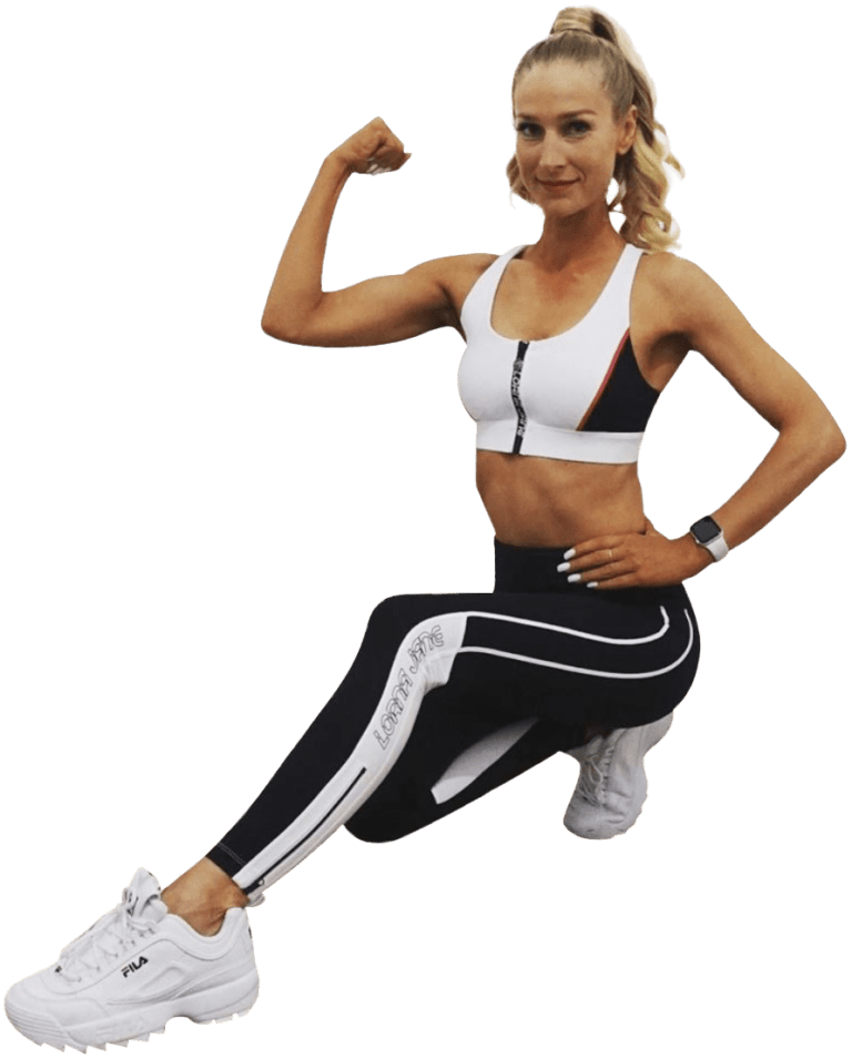 Strong & Confident with Elizabeth Soulos Fitness